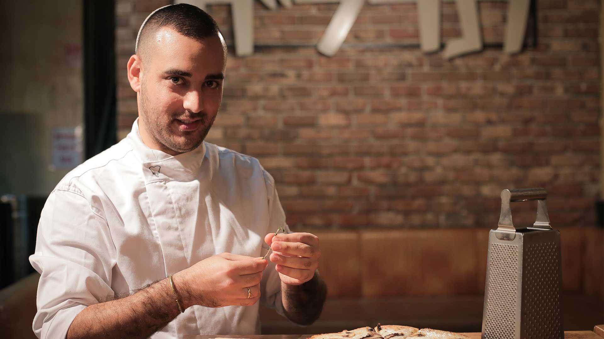 """תרל""""ח אירועים - תמונה של השף"""